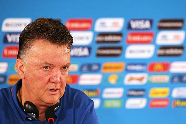 BRA: Netherlands Training Session and Press Conference - 2014 FIFA World Cup