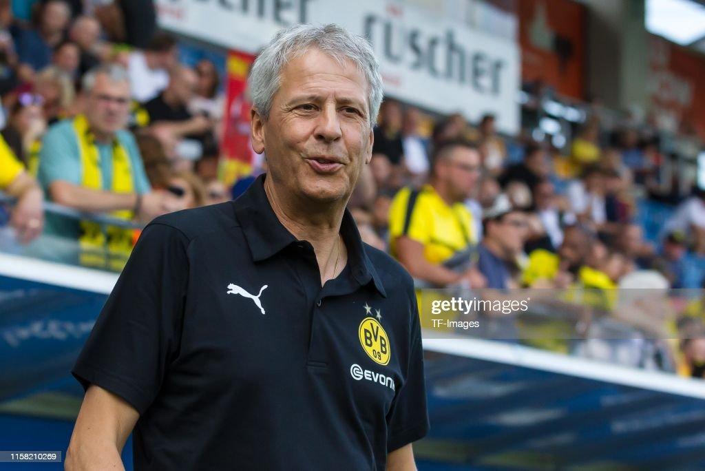 Udinese Calcio v Borussia Dortmund - Pre-Season Friendly : News Photo