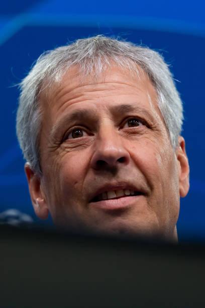 DEU: Borussia Dortmund Training And Press Conference