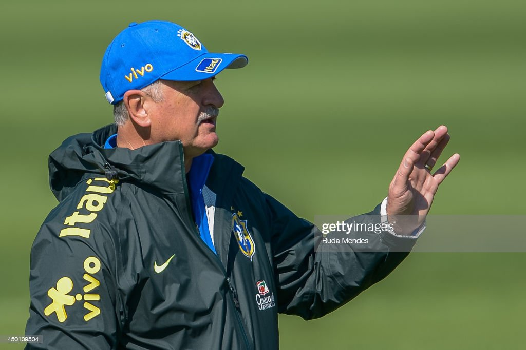 Brazil Training Camp - Day 9 - 2014 FIFA World Cup
