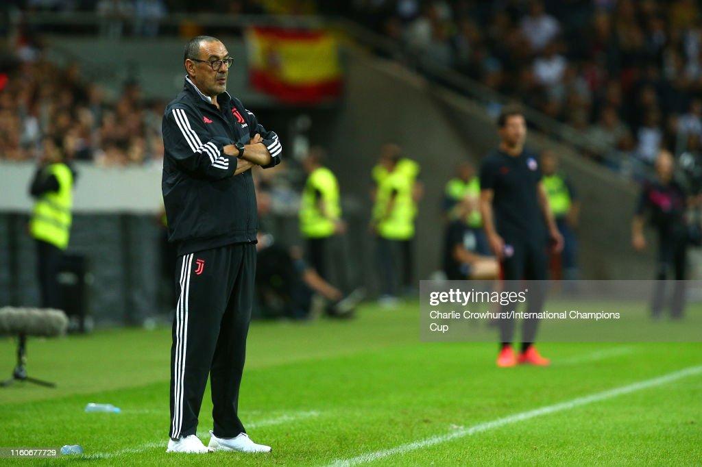 Atletico Madrid v Juventus - International Champions Cup : News Photo