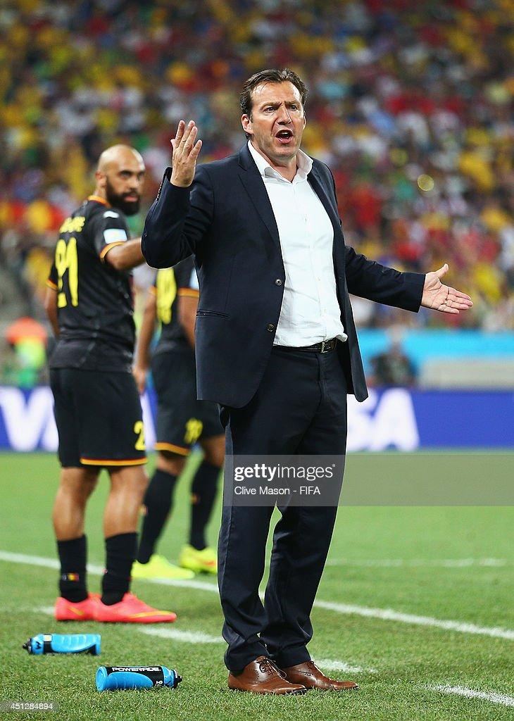 Korea Republic v Belgium: Group H - 2014 FIFA World Cup Brazil : News Photo