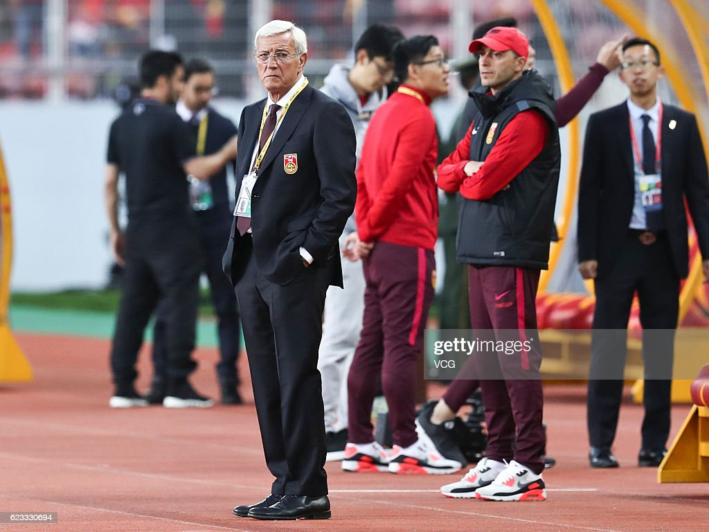 Download China World Cup 2018 - head-coach-marcello-lippi-of-china-reacts-during-the-2018-fifa-world-picture-id623330694  2018_989013 .com/photos/head-coach-marcello-lippi-of-china-reacts-during-the-2018-fifa-world-picture-id623330694