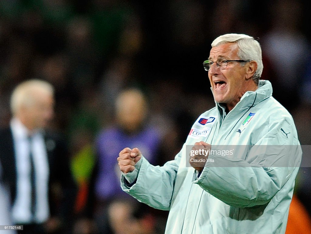 Republic of Ireland v Italy - FIFA2010 World Cup Qualifier
