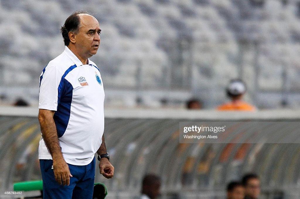 Cruzeiro v Botafogo - Brasileirao Series A 2014 : News Photo