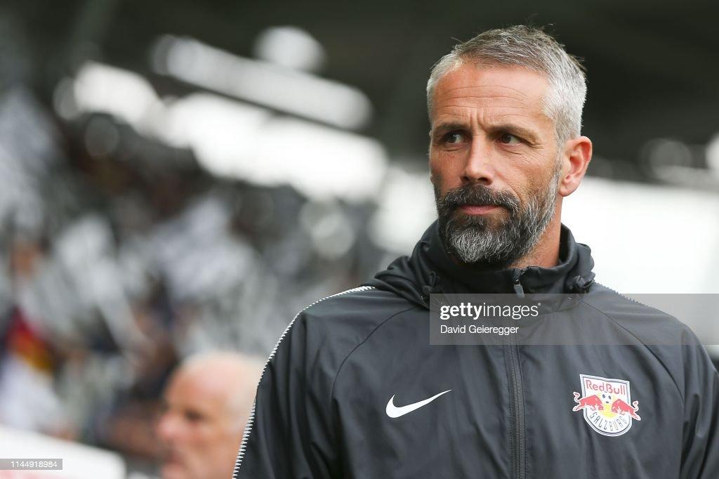 SK Sturm Graz v RB Salzburg - tipico Bundesliga : Nachrichtenfoto