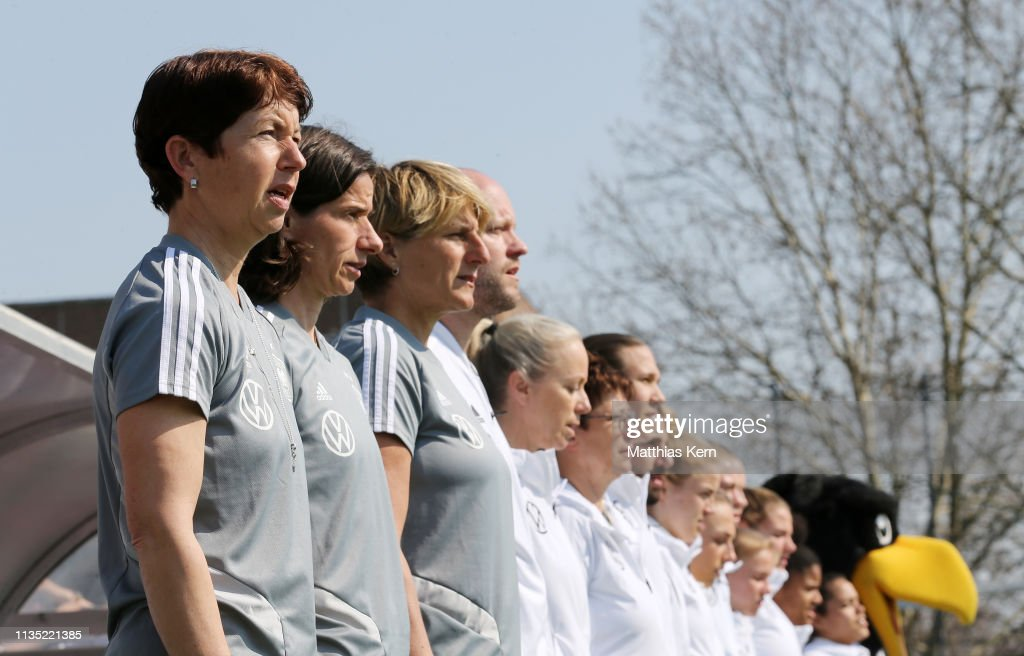 Women's U19 Germany v Women's U19 Czech Republic - UEFA Women's U19 European Qualifier : News Photo