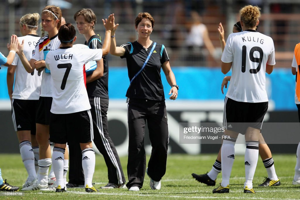 Germany v Costa Rica - FIFA U20 Women's World Cup : News Photo