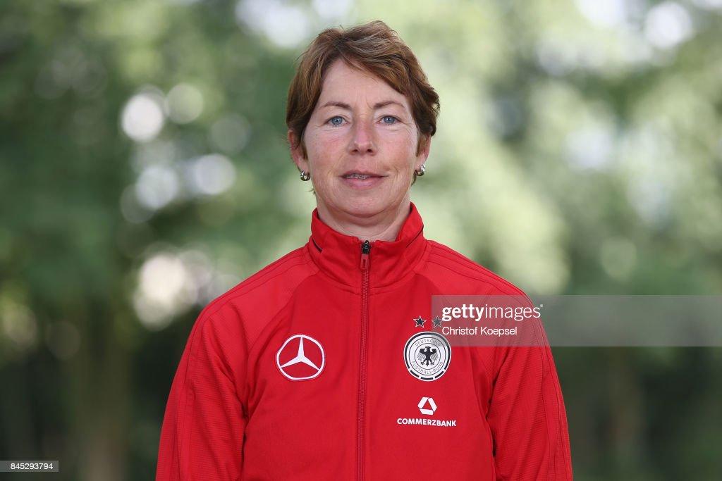 U19 Germany Women's Team Presentation : News Photo