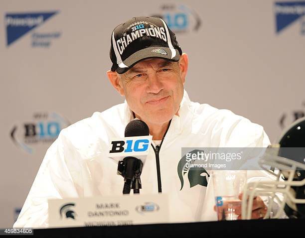 Mark Dantonio Pictures and Photos - Getty Images