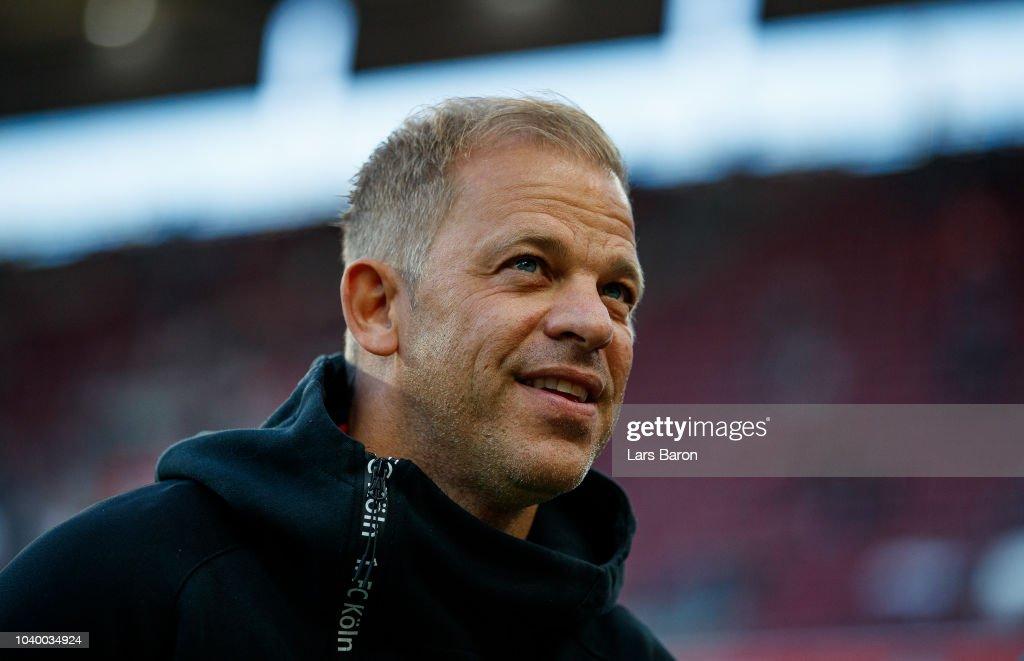1. FC Koeln v FC Ingolstadt 04 - Second Bundesliga : Nachrichtenfoto