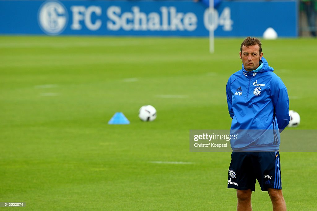 Schalke 04 - Training Session