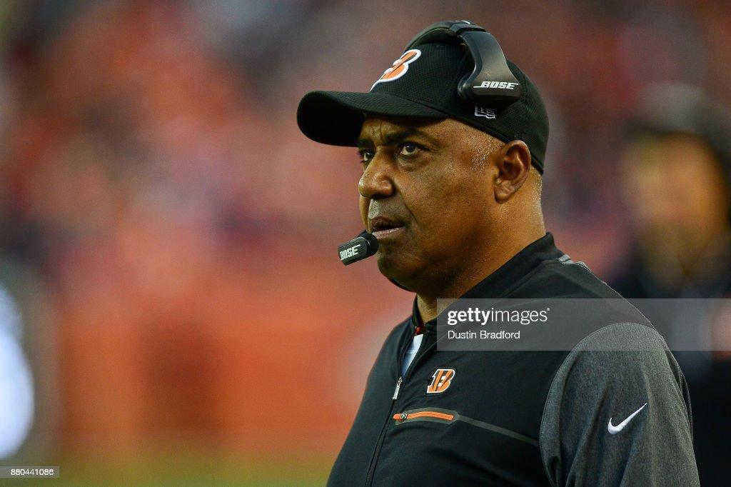 Cincinnati Bengals v Denver Broncos : News Photo