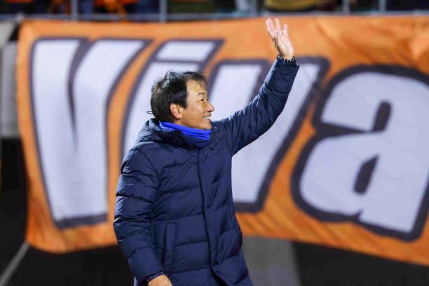 JPN: Renofa Yamaguchi v Albirex Niigata - J.League Meiji Yasuda J2