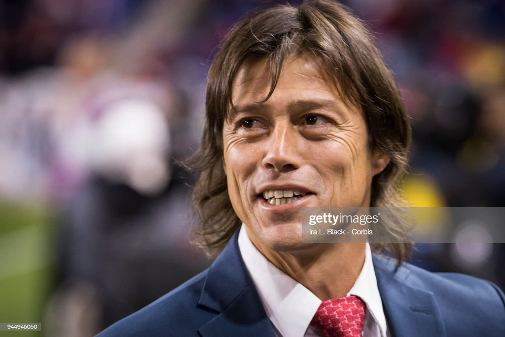 CD Guadalajara v New York Red Bulls: Concacaf Champions League - Semifinals - Leg 2 : News Photo