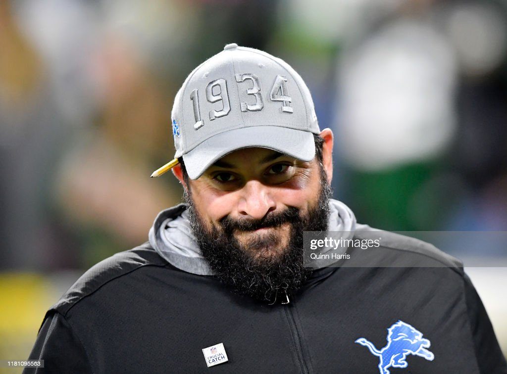 Detroit Lions vGreen Bay Packers : News Photo