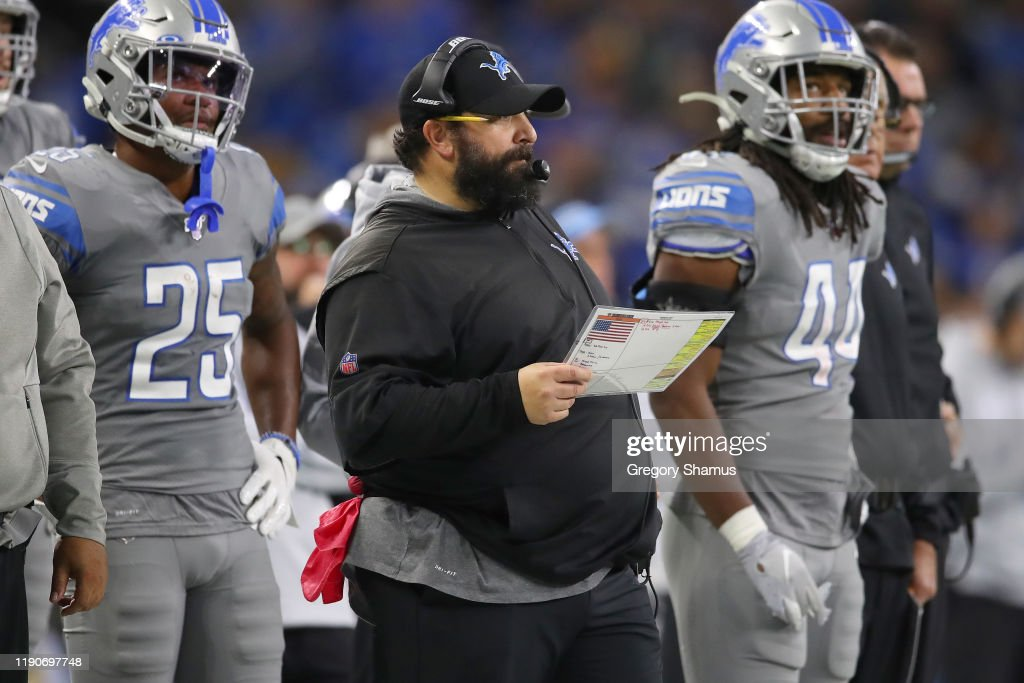 Chicago Bears vDetroit Lions : News Photo