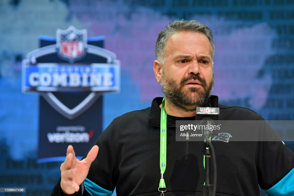 NFL Combine - Day 1 : News Photo