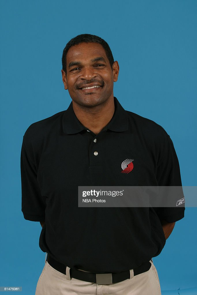 NBA Media Day Portraits