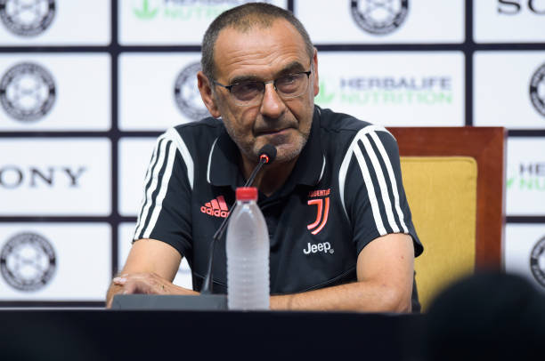 CHN: 2019 International Champions Cup Nanjing - Juventus Press Conference And Training Session