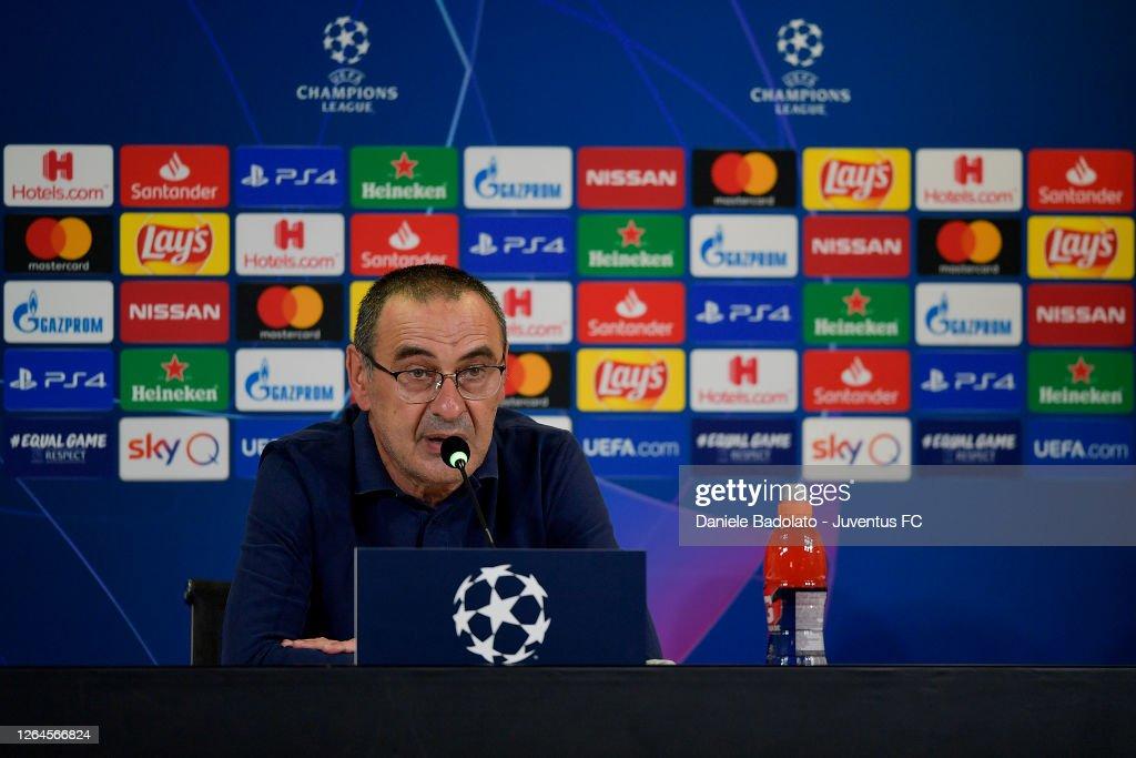 Juventus v Olympique Lyon - UEFA Champions League Round of 16: Second Leg : News Photo
