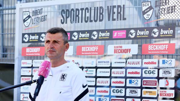 DEU: SC Verl v TSV 1860 München - 3. Liga