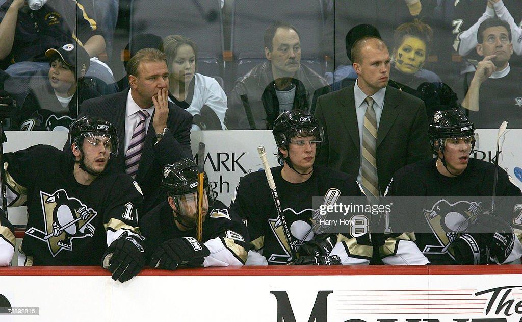 Ottawa Senators v Pittsburgh Penguins : News Photo