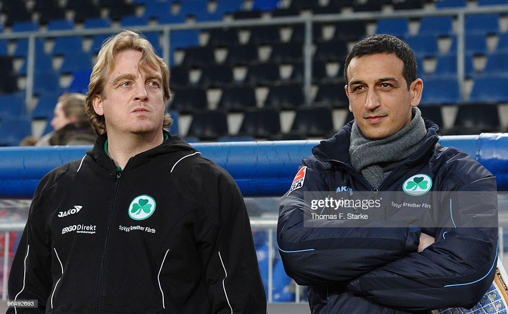 Arminia Bielefeld v SpVgg Greuther Fuerth - 2. Bundesliga : News Photo