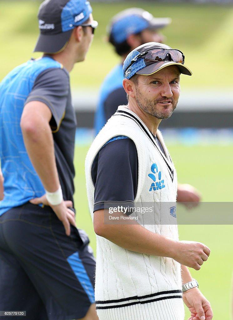 New Zealand v Pakistan - 2nd Test: Day 2