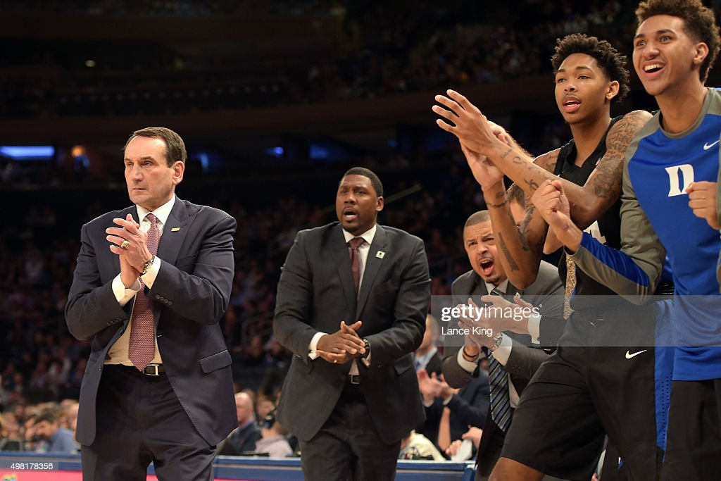 2K Classic - VCU v Duke : News Photo