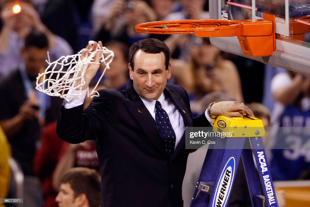 NCAA Championship Game: Butler v Duke : News Photo