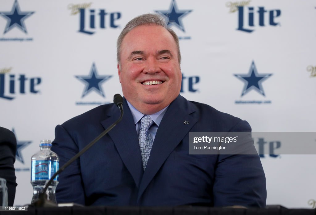 Dallas Cowboys Introduce Head Coach Mike McCarthy : News Photo