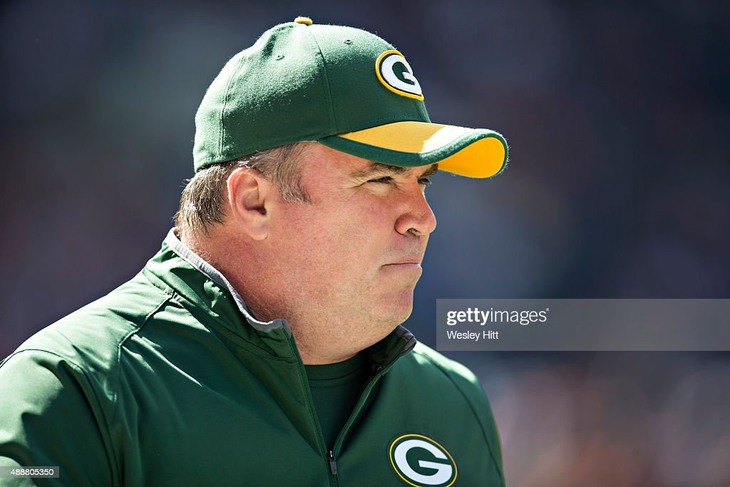 Green Bay Packers v Chicago Bears : ニュース写真