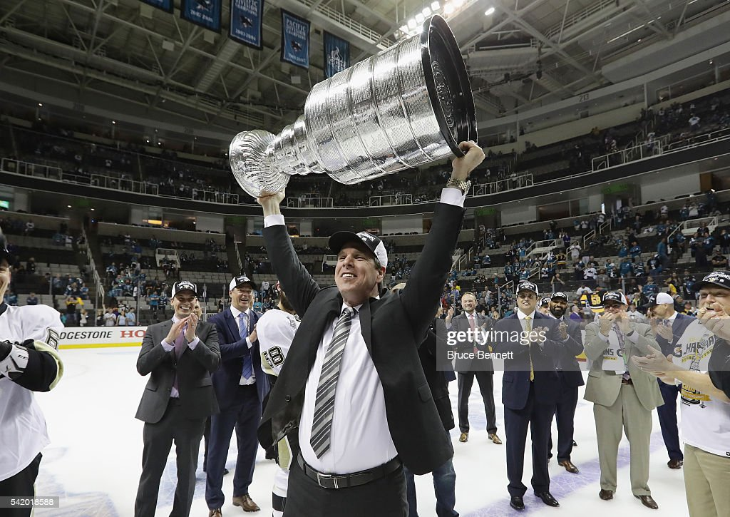 2016 NHL Stanley Cup Final - Game Six : News Photo