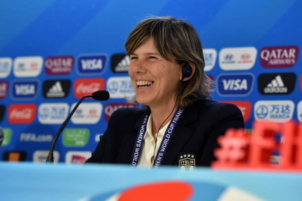 FRA: Italy Women Press Conference & Walk Around: FIFA Women's World Cup France 2019