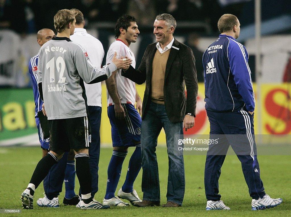 Bundesliga - Schalke 04 v FSV Mainz 05 : News Photo