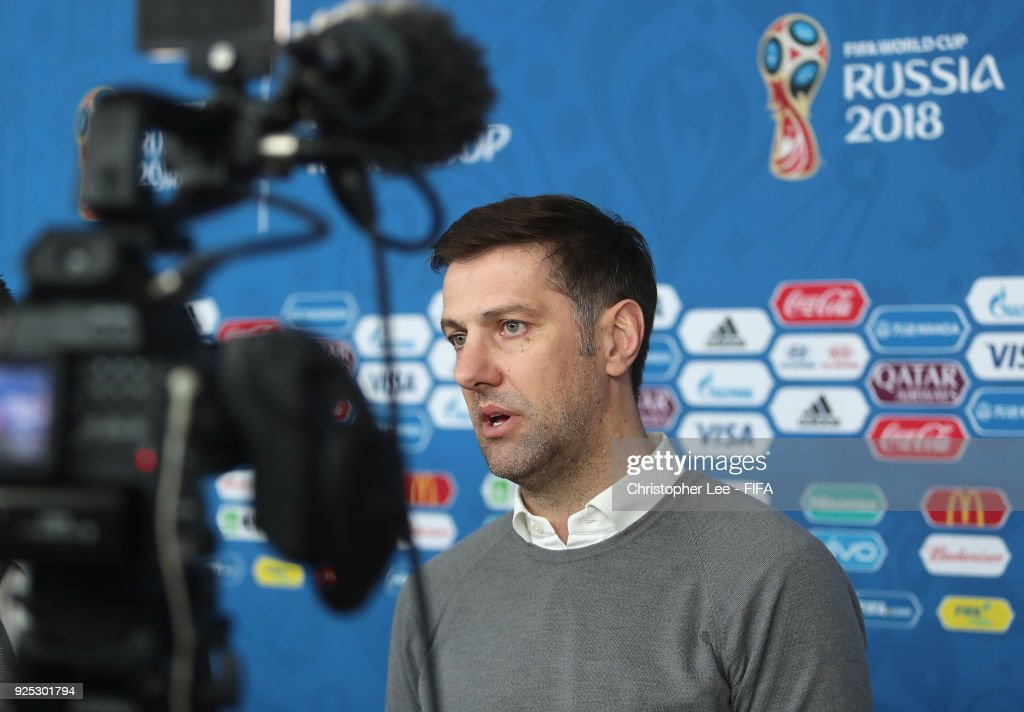2018 FIFA World Cup Russia Team Workshop - Day 2 : News Photo