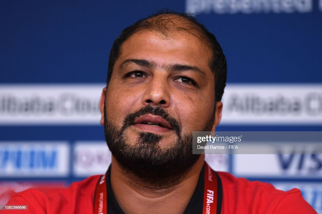 ARE: ES Tunis Training Session and Press Conference - FIFA Club World Cup UAE 2018