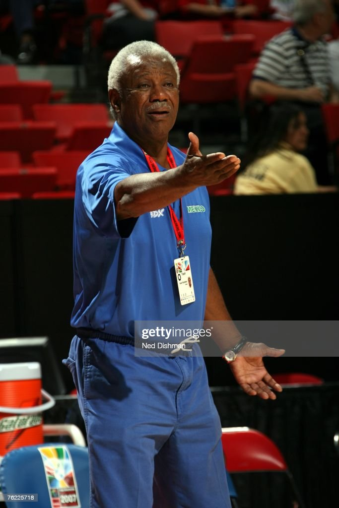 FIBA Americas Championship - Puerto Rico v ...