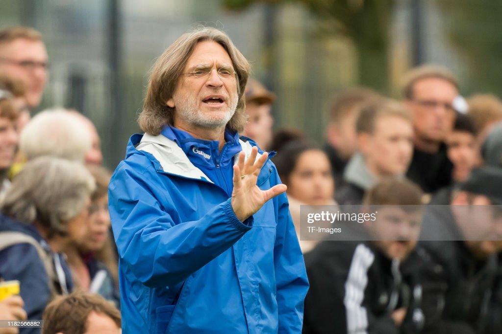 Borussia Dortmund U19 v FC Schalke 04 U19 : News Photo