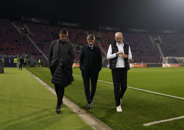 ITA: Bologna FC v AC Milan - Serie A