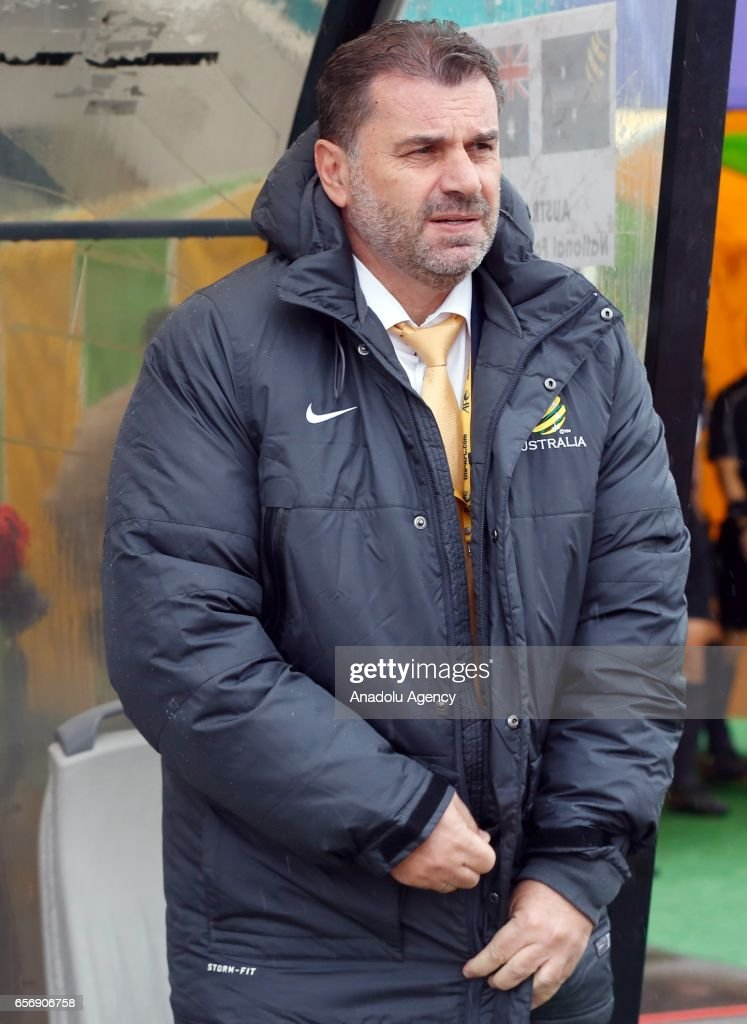 Iraq vs Australia: 2018 FIFA World Cup Asian Qualifying : News Photo