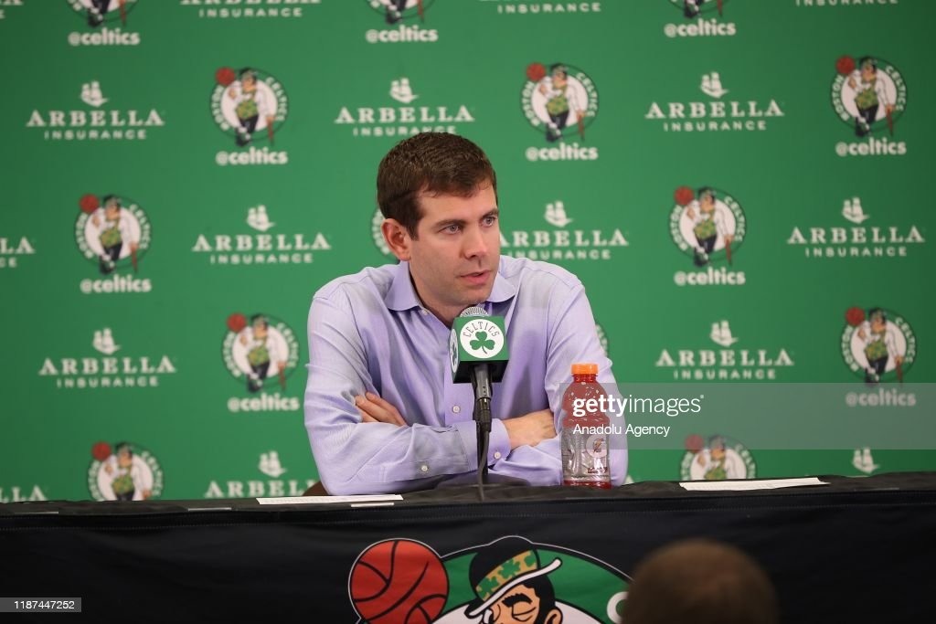 Cleveland Cavaliers v Boston Celtics : News Photo