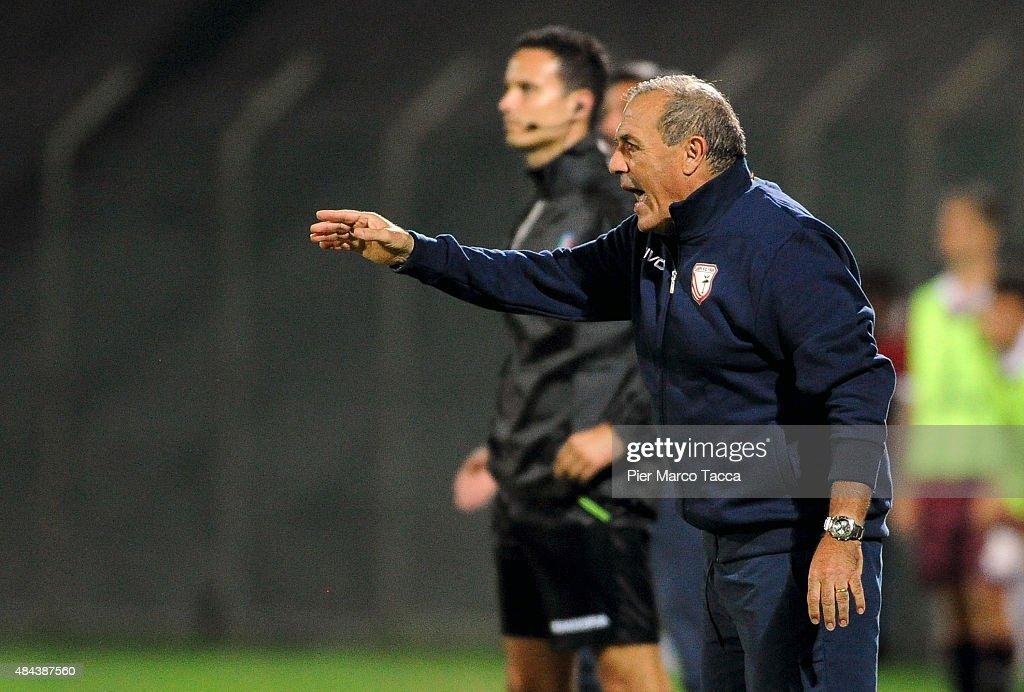 Carpi FC v AS Livorno - TIM Cup : News Photo