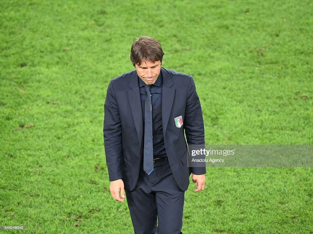 Germany v Italy - Euro 2016  : News Photo