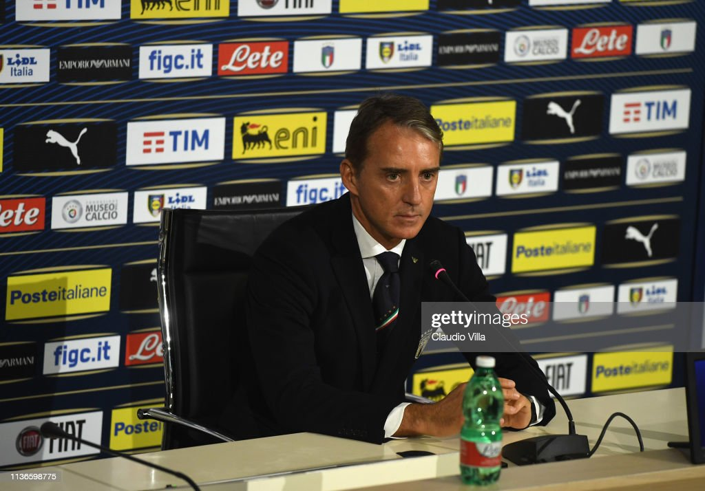 ITA: Italy Training Session And Press Conference