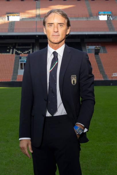 ITA: Roberto Mancini Portraits