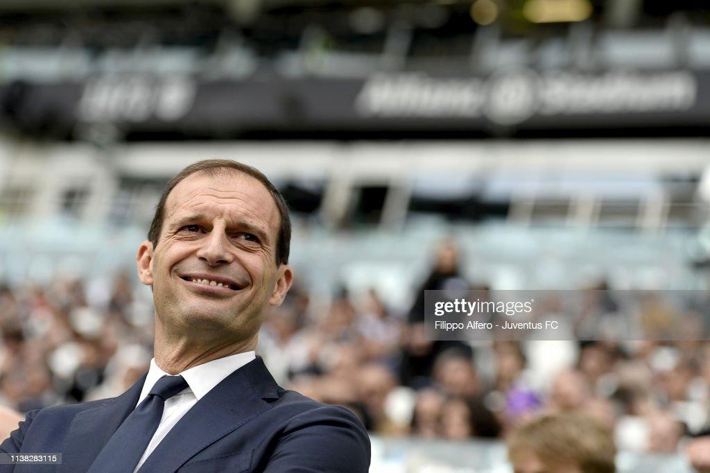 Juventus v ACF Fiorentina - Serie A : News Photo