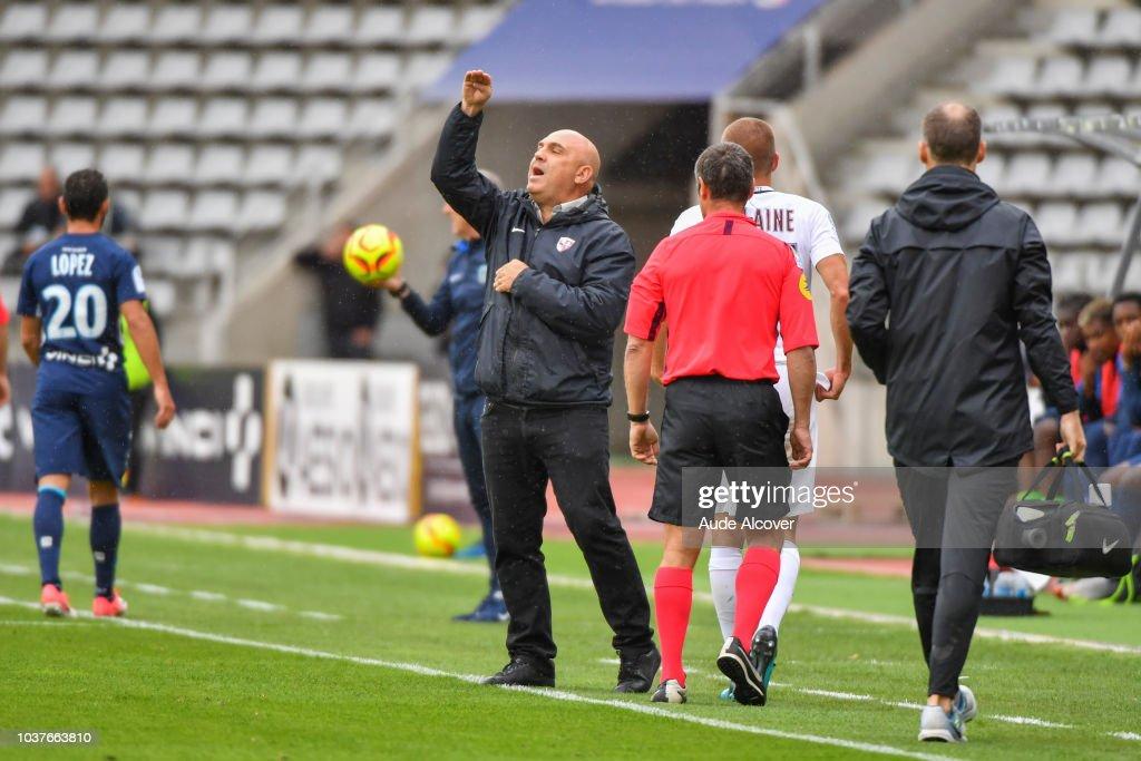 Paris Fc v FC Metz - Ligue 2