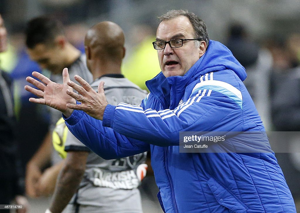 RC Lens v Olympique de Marseille - Ligue 1 : News Photo